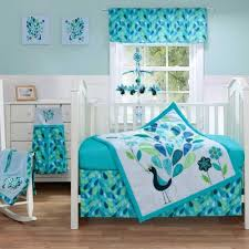 Dumbo Crib Bedding Furniture Peacock Crib Bedding Marvelous Turquoise Baby 44