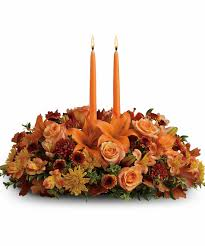order your thanksgiving floral décor centerpieces and gifts