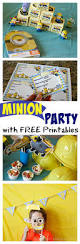 minion party with free printables busy moms helper