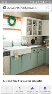 Open Cabinet Kitchen