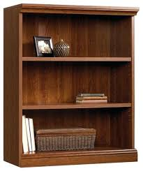 Sauder 4 Shelf Bookcase Sauder Shelves Bookcase County 3 Shelf Bookcase In Planked Cherry