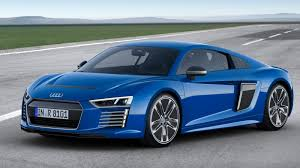 Audi R8 Rental - here u0027s the electric audi r8 e tron running around in the alps