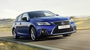 lexus hybrid ct200h lexus reveals revisions to ct 200h hybrid auto trader uk