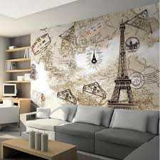 aliexpress com buy great wall 3d map of the world eiffel tower