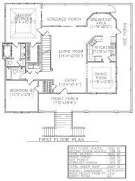Cottage Floor Plans With Screened Porch Best 25 Coastal House Plans Ideas On Pinterest Lake House Plans