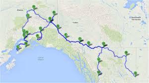 Gulf Of Alaska Map Alaska Journal U2013 2014 Chapter One Michigan Traveler