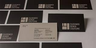 affaire cuisine cartes d affaires cuisine denis couture créatures stratégie image