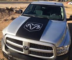 Dodge Ram Decals - the decal shoppe high performance muscle car stripes dodge ram