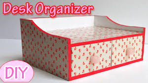 Craft Desk Organizer Diy Desk Organizer Diy Crafts