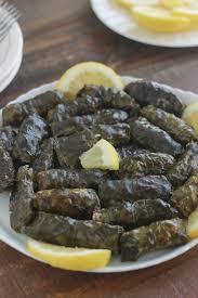 comment cuisiner des feuilles de blettes feuilles de blettes farcies à la viande recette libanaise