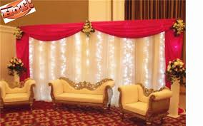 Curtain Drapes For Weddings Curtain Drapes Wedding Decorate The House With Beautiful Curtains