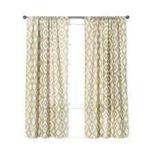 Southwestern Style Curtains Southwestern Style Curtains Threshold Southwest Curtain Panel