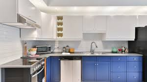 kitchen cabinets contrast colors home decor 7 clever ideas for kitchen cabinet colours