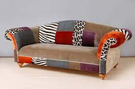 canap patchwork colorful patchwork sofa home deco woods upholstery