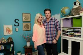 valspar color project with tori spelling and dean mcdermott