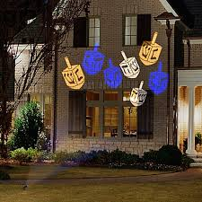 projection christmas lights bed bath and beyond gemmy lightshow whirl a motion dreidel projection light bed bath