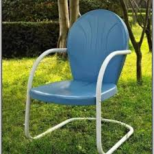 refinishing vintage outdoor metal chairs chairs home