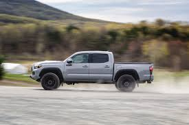 The 2017 Toyota Tacoma Trd Pro Is The Bro Truck We All Need