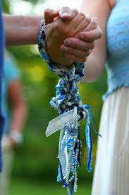 handfasting cords colors binding cords can be home made or purchased by an artist such as