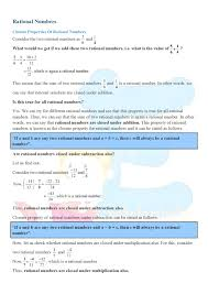 cbse class viii maths chapter 1 rational numbers