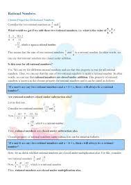 cbse class viii maths chapter 1 rational numbers