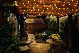 Diy Patio Lights Diy Outside Lighting Ideas Photo Of Patio Lights Innovative Garden