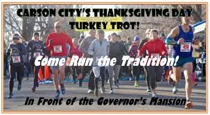 carson city s thanksgiving day turkey trot home