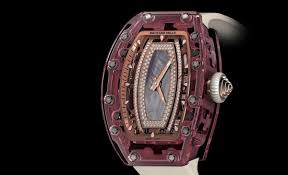 Best Recommended Materials Richard Mille Rm 07 02 Pink Sapphire Replica Watches Uk