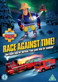 fireman sam race dvd hmv store