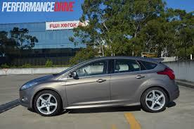ford focus diesel 2013 ford focus titanium tdci mkii review performancedrive