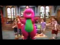Credits To Barney And The by Barney U0027s Safety Rhyme By Bestbarneyfan Deviantart Com On