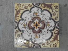 victorian fireplace tiles authentic reclamation