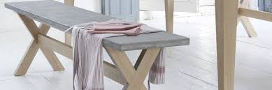 Concrete Dining Room Table Decor Elegant Dining Table Bench For Inspiring Bedroom Furniture