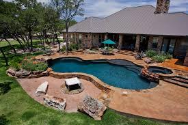 oklahoma flagstone pool out back pinterest flagstone
