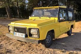 renault rodeo renault rodéo 6 1977 une voiture de collection proposée par