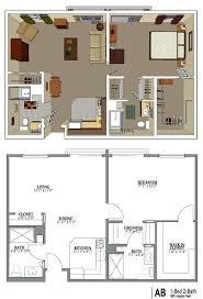 senior living floor plans crestview senior living