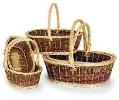 empty gift baskets large gift basket and naturals