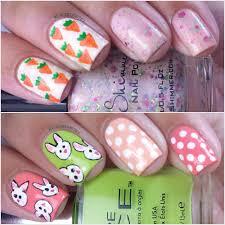 easter nail art manicured u0026 marvelous