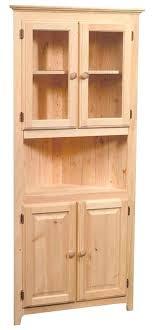 corner cabinet door hinges the terrific real corner cabinet with doors and shelves gallery