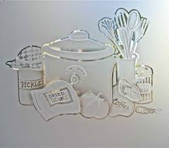 Glass Etching Designs For Kitchen