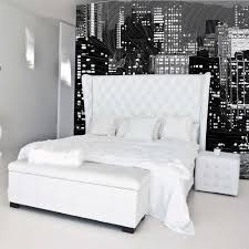 New York Themed Bedroom Decor New York Skyline Modern Bedroom Other By Studio Arterie