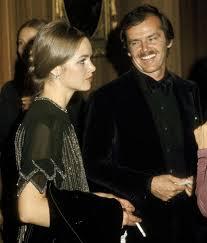 Michelle Phillips Michelle Phillips U0026 Jack Nicholson I Like His Black Velvet Suit