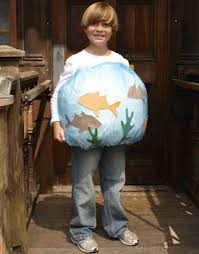 Goldfish Halloween Costume Halloween Costumes Trash Bags
