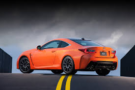 lexus rc f sport coupe watch a 2015 lexus rc f light up in time with the driver u0027s pulse