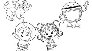 73 team umizoomi coloring pages milli team umizoomi
