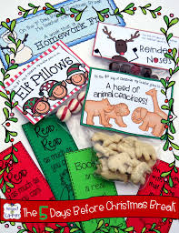 5 easy classroom christmas ideas for the last crazy week before