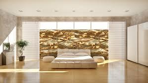 wandgestaltung gold einzigartige wandmotive mowade