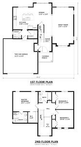 one bungalow house plans best 25 two storey house plans ideas on 2 one