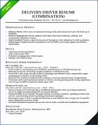 truck driver resume sample 12 truck driver resume sample best templates