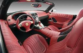 Custom Car Interior Design by The 50 Most Outrageous Custom Car Interiors29 Saturn Sky Custom